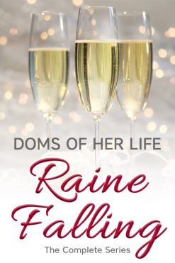 Doms of Her Life: Raine Falling - Audio CD