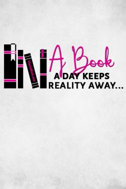 A Book A Day Keeps Reality Away Gear