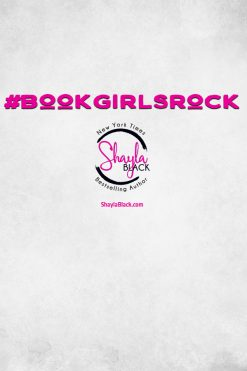 #BookGirlsRock Gear