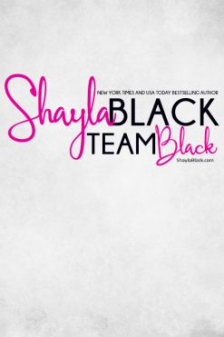 Team Shayla Black Gear